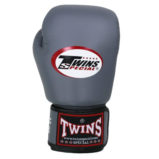 Twins Muay Thai Boxing Gloves (BGVL-3) Grey