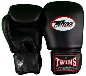 Twins Muay Thai Boxing Gloves (BGVL-3) Black