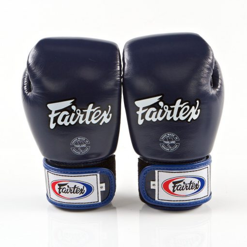 Blue Fairtex Boxing Gloves