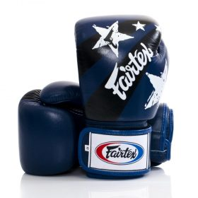 Fairtex Blue Nation Boxing Gloves (BGV1)