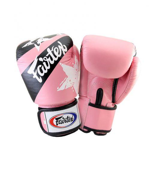 Fairtex Pink Nation Boxing Gloves (BGV1)