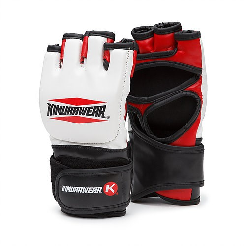 Kimurawear 4 oz MMA Training Gloves