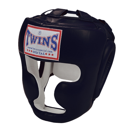 Twins Special Full Face Headgear (Black)-0
