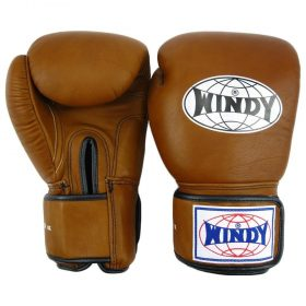 Windy Boxing Gloves (Brown)