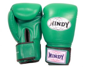 Windy Boxing Gloves (Green)