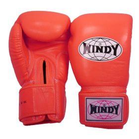 Windy Boxing Gloves (Orange)