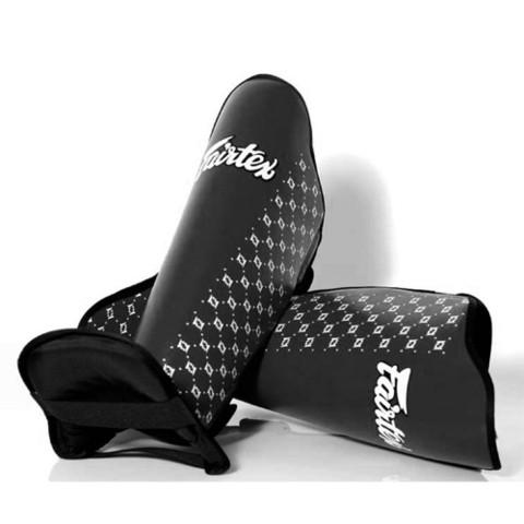 Fairtex Competition Shin Pads - Black (SP5)