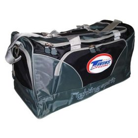 Twins Sports Gym Bag (BAG-2) Grey