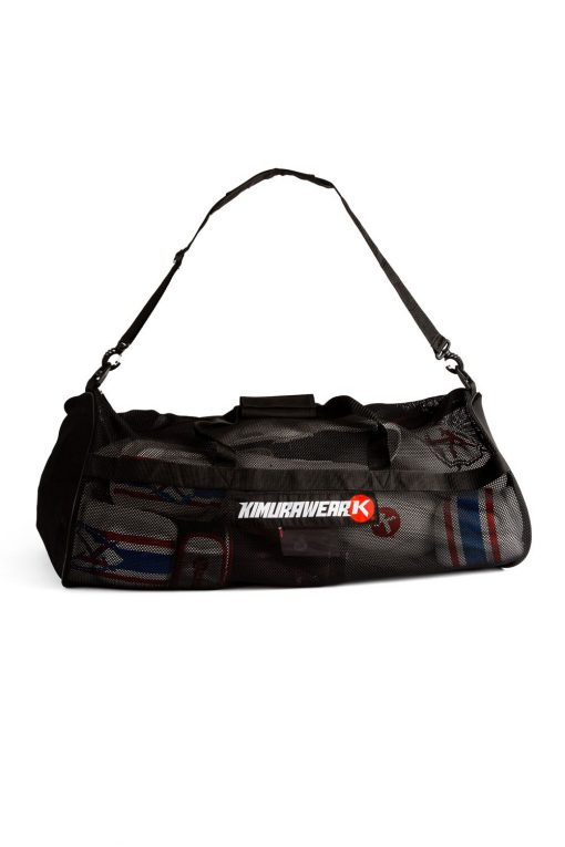 Kimurawear - Pro Mesh Gym Bag-0
