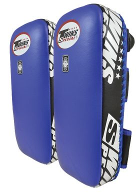 Twins Leather Thai Pads (Velcro)-0
