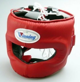 Winning Headgear FG5000 Red