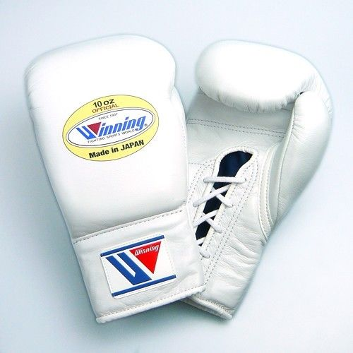 Winning Pro Boxing Gloves 8oz MS-200 -4809