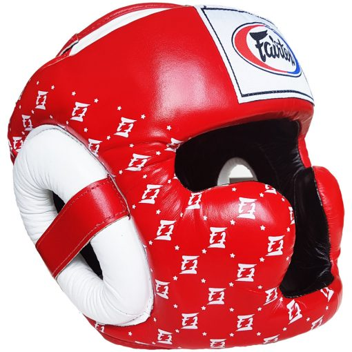 Fairtex Headgear HG10 Red