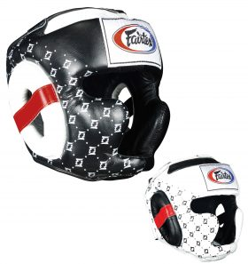 Fairtex Super Sparring Headgear (HG10)-0