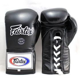 Fairtex Lace-up Boxing Gloves (BGL6)-0
