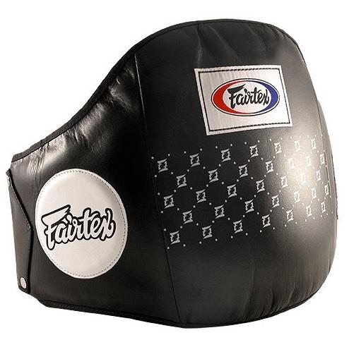 Fairtex BPV1 Fairtex Pro Leather Belly Pad