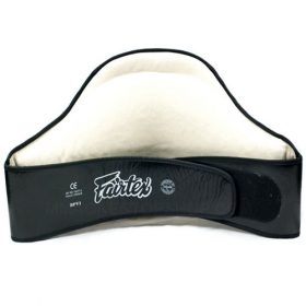 Fairtex BPV1 Fairtex Pro Leather Belly Pad