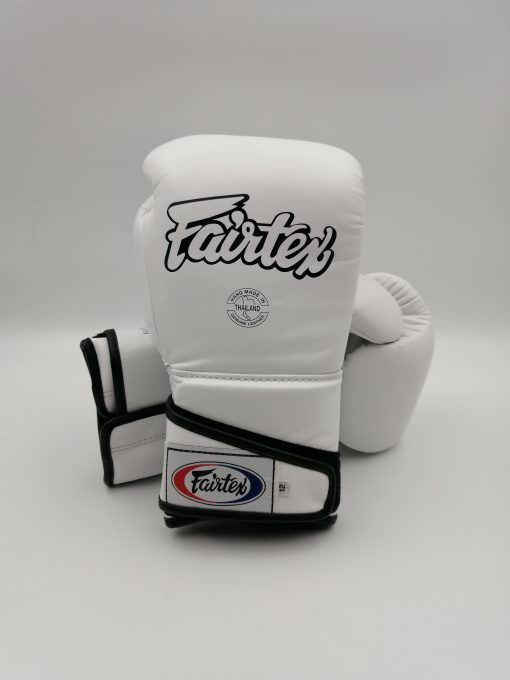 Fairtex BGV6 Boxing Gloves White