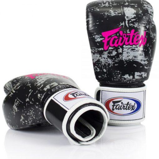 Fairtex Boxing Gloves BGV1 (Dark Cloud)