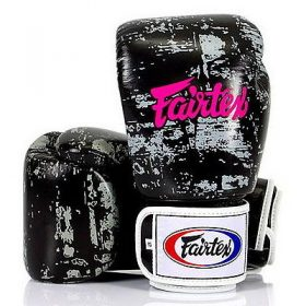 Fairtex Boxing Gloves BGV1 (Dark Cloud)