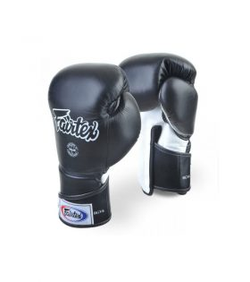 Fairtex Angular Sparring Gloves Black BGV6