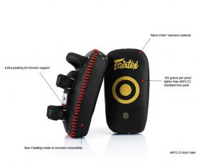 Fairtex Curved Thai Kick Pads (KPLC5) Canada