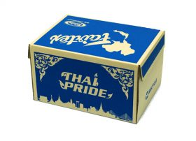 Fairtex Thai Pride Boxing Gloves Packaging