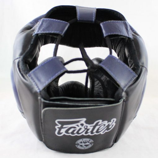 Fairtex Diagonal View Headgear - Lace Cover (HG13)
