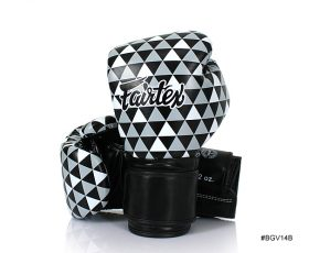 "Fairtex ""Optical Art - Prism"" Boxing Gloves (BGV14)"
