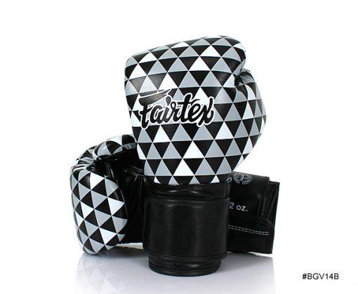 """Fairtex """"Optical Art - Prism"""" Boxing Gloves (BGV14)"""