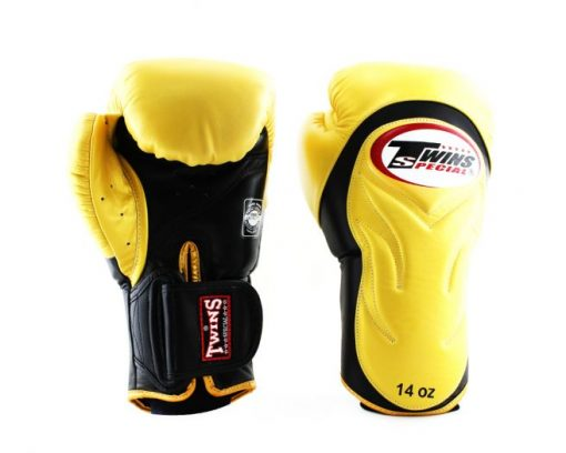 Twins Special BGVL6 Yellow Boxing Gloves