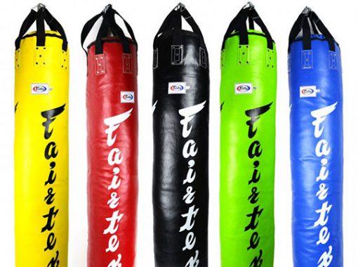 Fairtex 6ft Muay Thai Banana Bag (HB6)