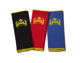 Top King Ankle Support Black Red Blue