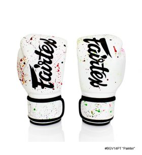 Fairtex Painter Boxing Gloves (BGV14)