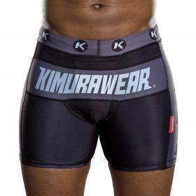 Kimuawear #IamAnAthlete Compression Shorts