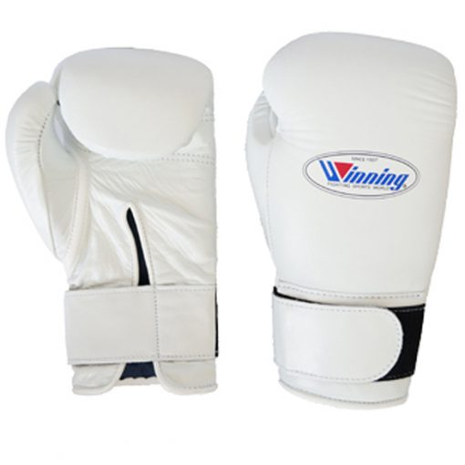 Winning - Velcro Boxing Gloves 16 oz (Type MS 600-B)