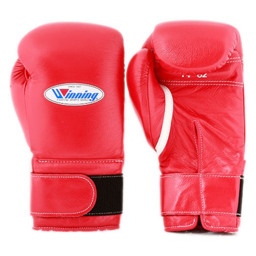 Winning - Velcro Boxing Gloves 10 oz (Type MS 300-B)