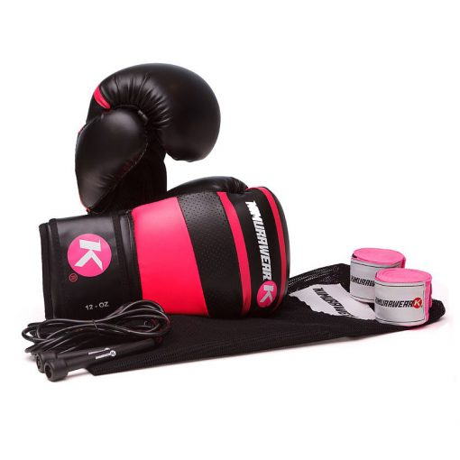 Kimurawear Aspire Womens' Fitness Kit - Pink