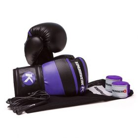 Kimurawear Aspire Womens' Fitness Kit - Purple
