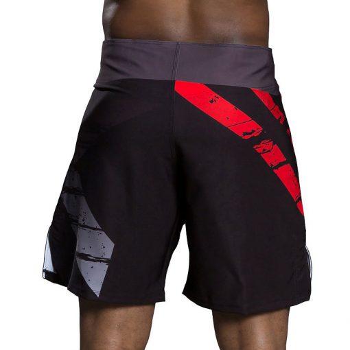 Kimurawear Shatter MMA Board Shorts Back