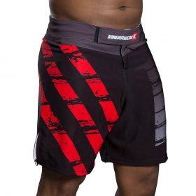 Kimurawear Shatter MMA Board Shorts Side