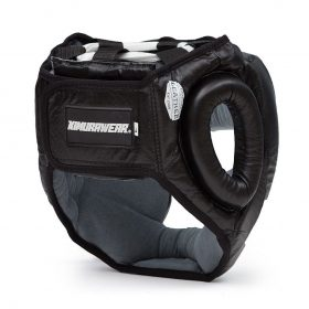 Kimurawear KBX FUSION Closed Chin Head Gear Back