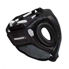 Kimurawear KBX FUSION Open Face Head Gear Back