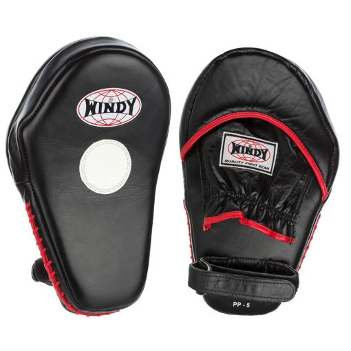 Windy Long Focus Mitts (PP5)