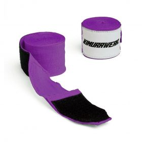 Kimurawear Aspire Womens' Sparring Kit - Purple Handwraps