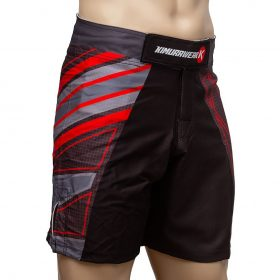 Kimurawear Edge Performance Board Shorts - Red