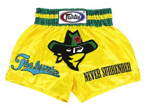 Fairtex Muay Thai Shorts - The Hunter (BS0640)
