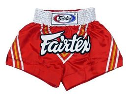 Fairtex Muay Thai Shorts - Triangle (BS0654)