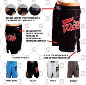 Fairtex MMA Board Shorts