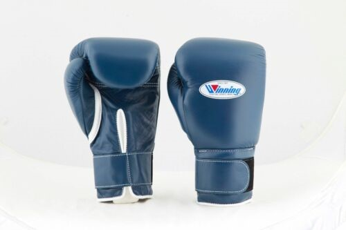 Winning Boxing Gloves - Navy